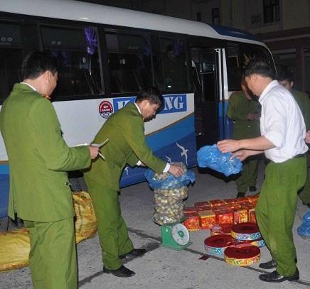 Mot huyen cua Hai Duong xu ly hanh chinh 51 nguoi dot phao hinh anh 1