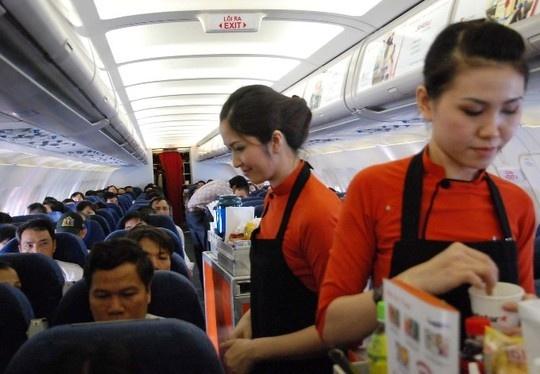 Mang chui, doa cho no may bay Jetstar Pacific hinh anh 1