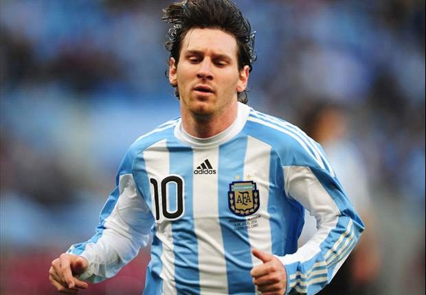 Cho Messi hoan thanh su menh lich su cung Argentina hinh anh