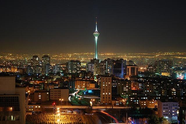10 thap truyen hinh cao nhat the gioi hinh anh 6 Tháp Milad, Iran cao 435m, khánh thành năm 2007 - Ảnh: ihr.org.
