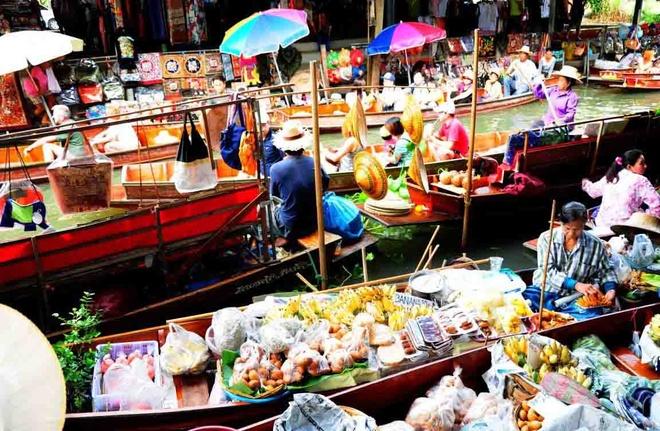 Cho Cai Rang thuoc Top 6 khu cho noi nhon nhip nhat the gioi hinh anh 2