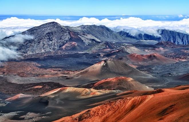 Chiem nguong ve dep cua vuon quoc gia nui lua Hawaii hinh anh 2 Vườn quốc gia núi lửa Hawaii bao phủ vùng rộng lớn với diện tích lên tới 1.348km2, được thành lập vào năm 1916. Ảnh: npobserver.