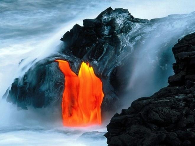 Chiem nguong ve dep cua vuon quoc gia nui lua Hawaii hinh anh 8 Vườn quốc gia này đã được công nhận là khu dự trữ sinh quyển thế giới vào năm 1980. Ảnh: thinglink