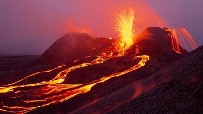 Chiem nguong ve dep cua vuon quoc gia nui lua Hawaii hinh anh 9 Đồng thời, Vườn quốc gia núi lửa Hawaii cũng được UNESCO công nhận là di sản thế giới vào năm 1987. Ảnh: birmingham.