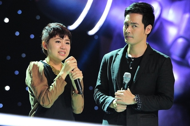 Quoc Trung lo mieng khien thi sinh The Voice that vong hinh anh