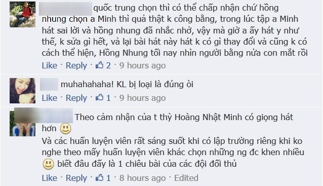 Dan mang tranh cai khi Hong Nhung - My Linh loai hot girl hinh anh 6