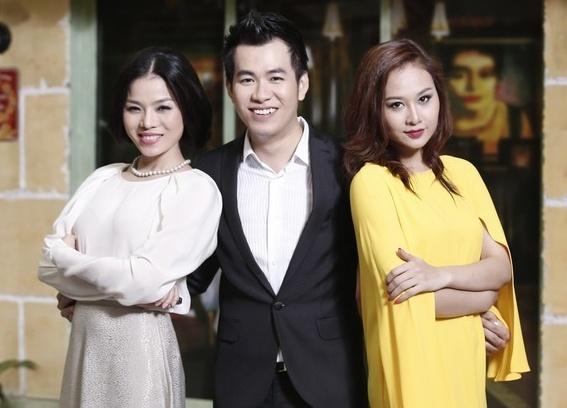 Le Quyen vuong tinh tay ba trong MV moi hinh anh
