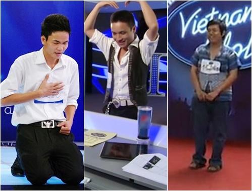 Nhung tiet muc cuoi chay nuoc mat cua Vietnam Idol hinh anh