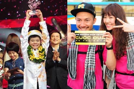 Nhung show thuc te Viet len ngoi va tut doc nam 2013 hinh anh