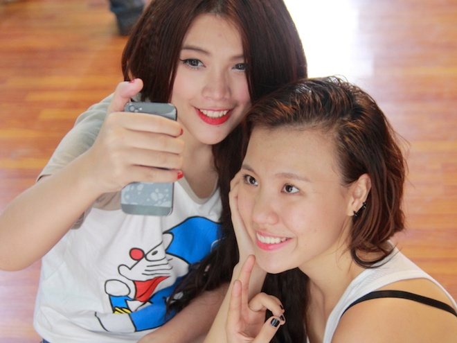 Top 12 Vietnam Idol nhi nhanh tap nhay cho ngay len song hinh anh