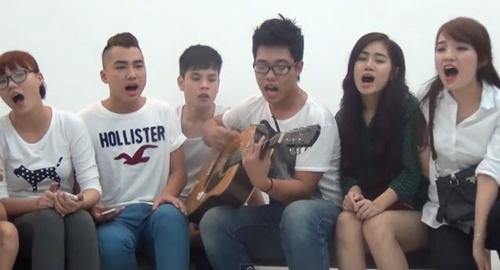 Top 9 Vietnam Idol hat 'Doi mat' tuong nho Wanbi Tuan Anh hinh anh