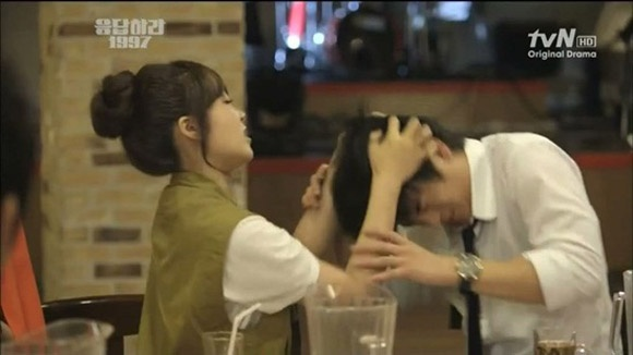 'Ba chan' len ngoi, thong tri lang phim Han hinh anh