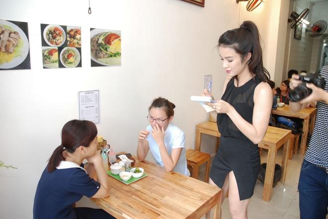 Cúng Khai Trương Quán ăn: Diệp Lâm Anh Mở Quán ăn Cùng Lại Hương Thảo