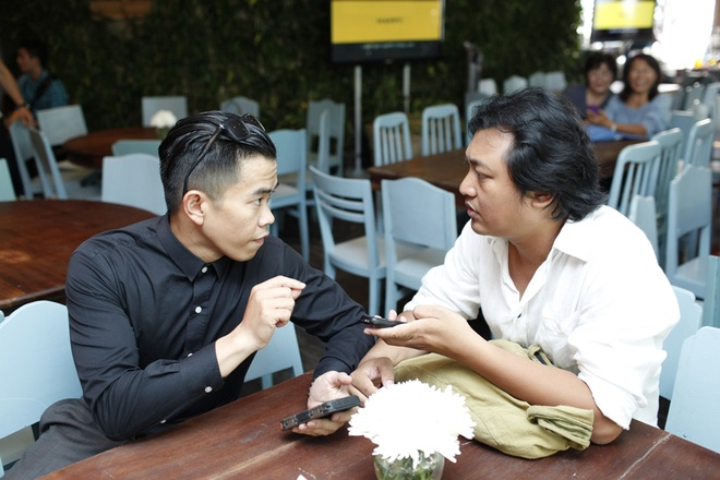 Son Tung M-TP noi bat trong buoi ra mat phim 'Bep hat' hinh anh 13
