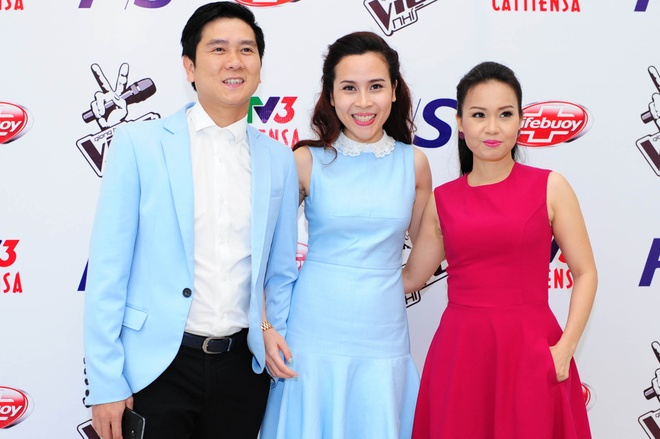 The Voice Kids chua cong bo nguoi the chan Thanh Bui hinh anh