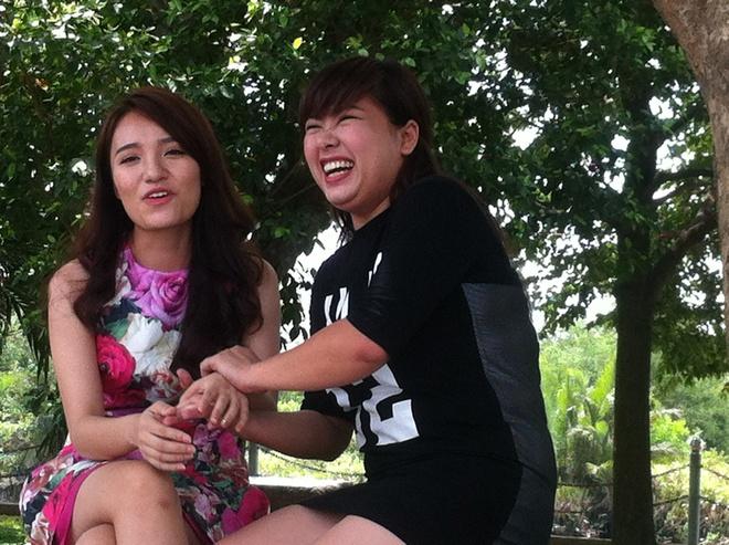 Top 4 Vietnam Idol hao huc cho dem hat song ca hinh anh