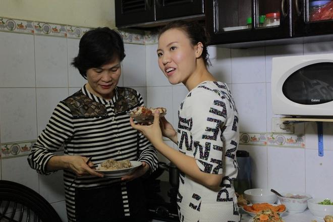 Minh Thuy Idol duoc khan gia que nha to chuc liveshow hinh anh 9