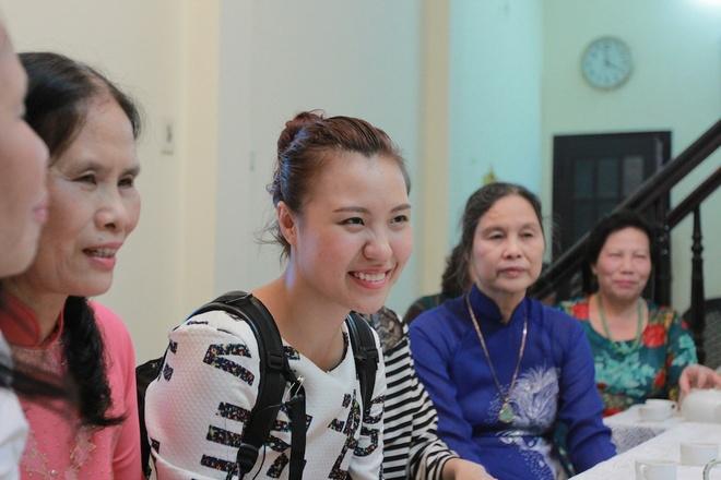 Minh Thuy Idol duoc khan gia que nha to chuc liveshow hinh anh 10