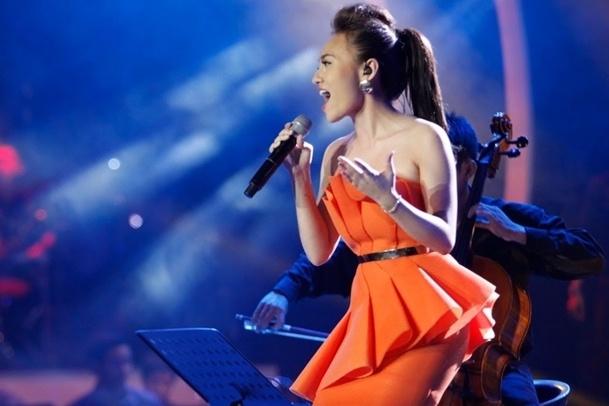 Cong bo bai hat duoc yeu thich nhat cua top 3 Vietnam Idol hinh anh