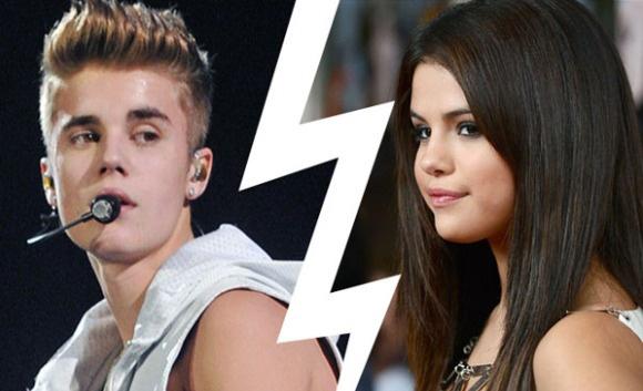 Justin Bieber va Selena Gomez lai chia tay hinh anh