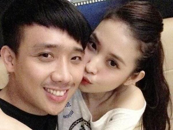 Tran Thanh chia tay ban gai hot girl hinh anh