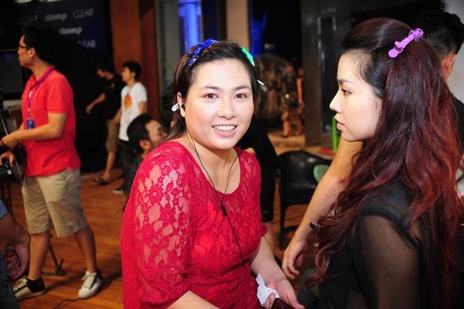 Nhat Thuy tro thanh quan quan Vietnam Idol hinh anh 3