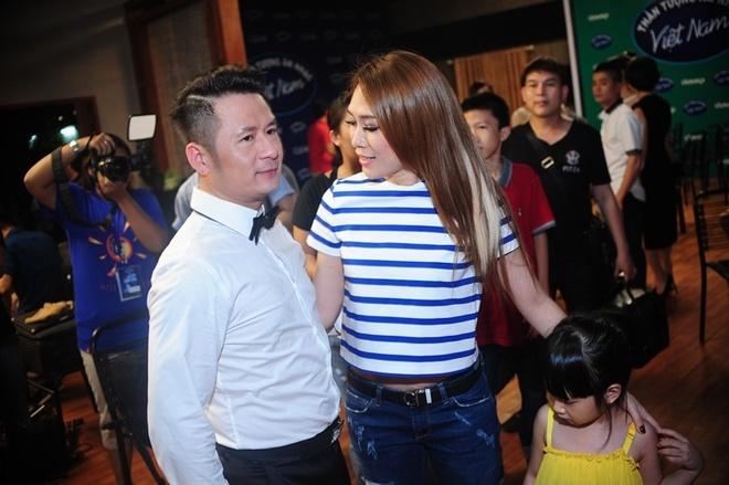Nhat Thuy tro thanh quan quan Vietnam Idol hinh anh 9