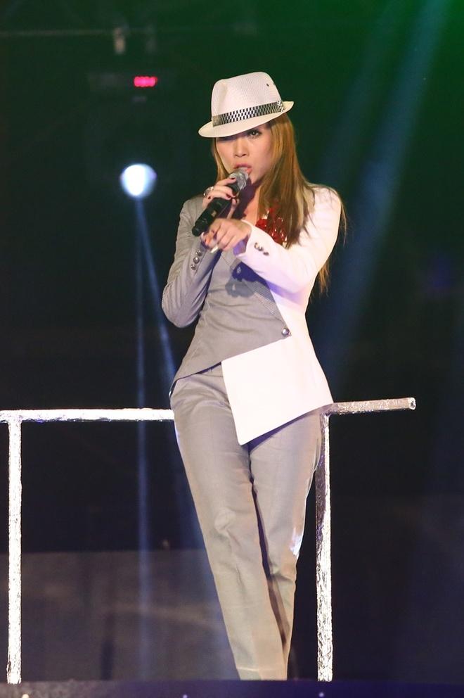 Nhat Thuy tro thanh quan quan Vietnam Idol hinh anh 11