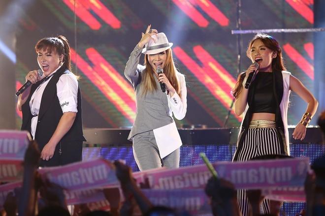 Nhat Thuy tro thanh quan quan Vietnam Idol hinh anh 10