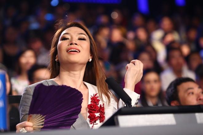 Nhat Thuy tro thanh quan quan Vietnam Idol hinh anh 14