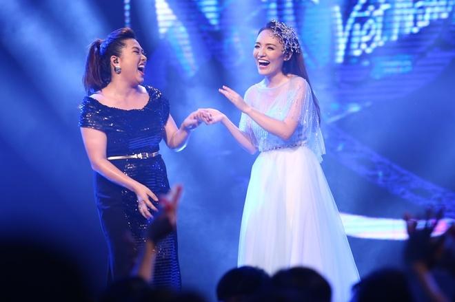 Nhat Thuy tro thanh quan quan Vietnam Idol hinh anh 15