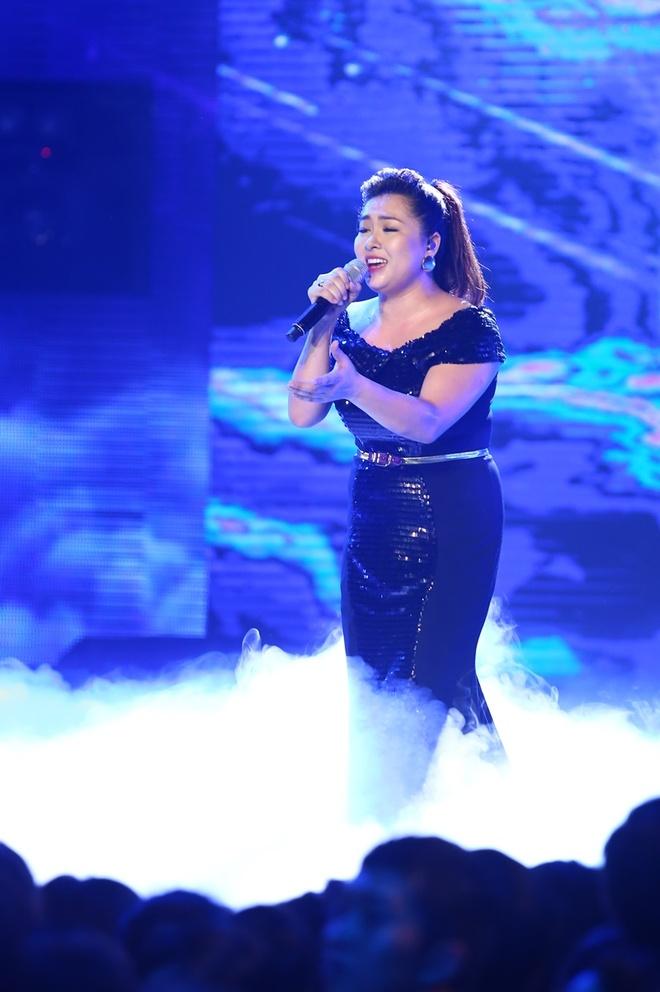 Nhat Thuy tro thanh quan quan Vietnam Idol hinh anh 16