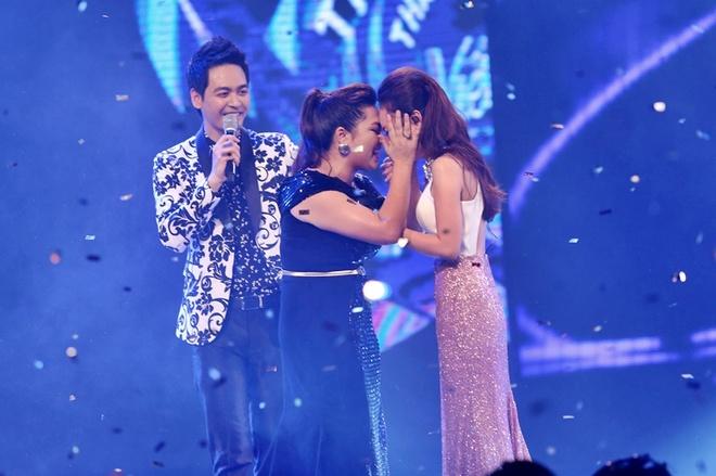 Nhat Thuy tro thanh quan quan Vietnam Idol hinh anh 29