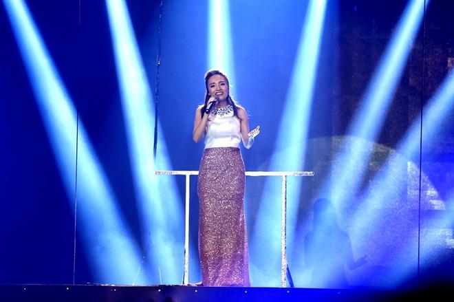 Nhat Thuy tro thanh quan quan Vietnam Idol hinh anh 31