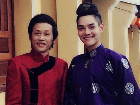 6 guong mat trong showbiz Viet tung duoc Hoai Linh do dau hinh anh
