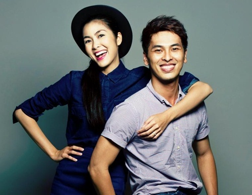 Top 4 stylist dung sau su toa sang cua my nhan Vbiz hinh anh 2 Anh và Tăng Thanh Hà không chỉ là cộng sự trong công việc mà còn là những người bạn rất thân thiết.