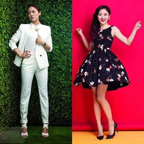 Top 4 stylist dung sau su toa sang cua my nhan Vbiz hinh anh 16 Anh là người giúp Văn Mai Hương trở nên sành điệu và thời trang hơn.
