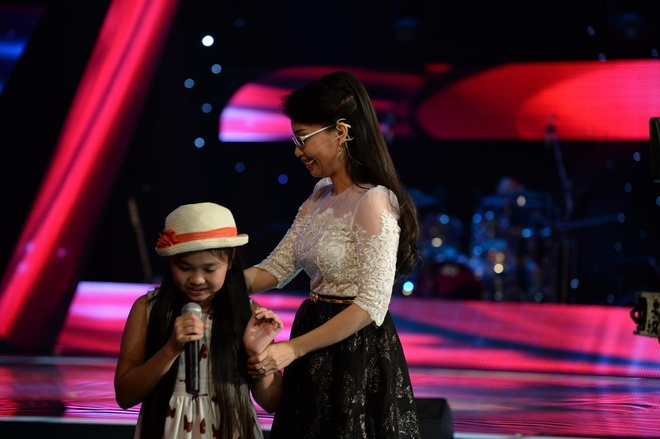 Me yeu con - Nguyen Thien Nhan (The Voice Kids) hinh anh