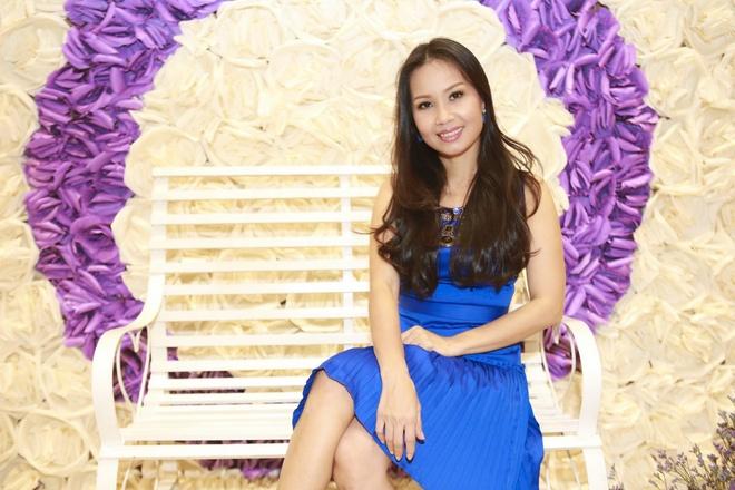 Minh Hang goi cam tham gia Gala nhac Viet hinh anh 6 Nữ giám khảo The Voice Kids hào hứng khi trở lại với Gala nhạc Việt.