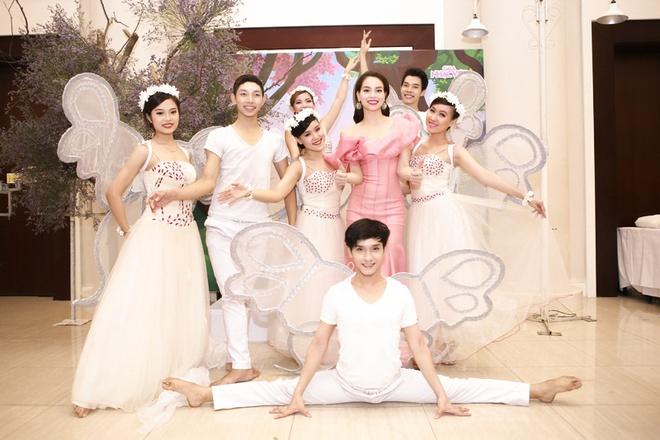 Minh Hang goi cam tham gia Gala nhac Viet hinh anh 5 d