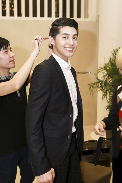 Minh Hang goi cam tham gia Gala nhac Viet hinh anh 7 Noo Phước Thịnh.