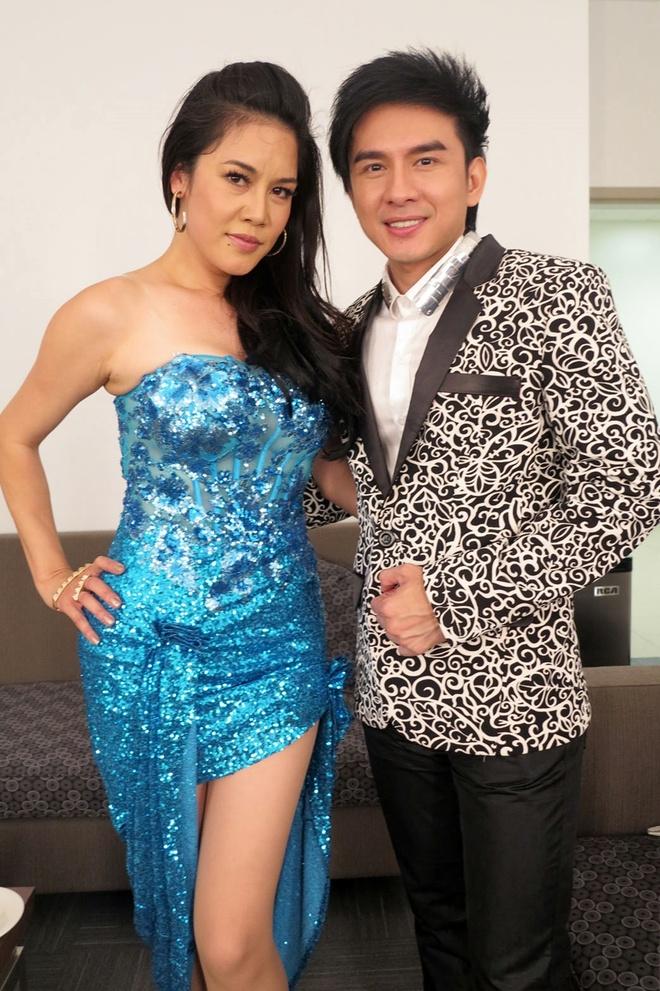 Dan Truong - My Tam bi huy show giua chung tai Canada hinh anh 10 a