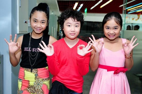Bi mat doi thuong cua top 3 Giong hat Viet nhi 2014 hinh anh