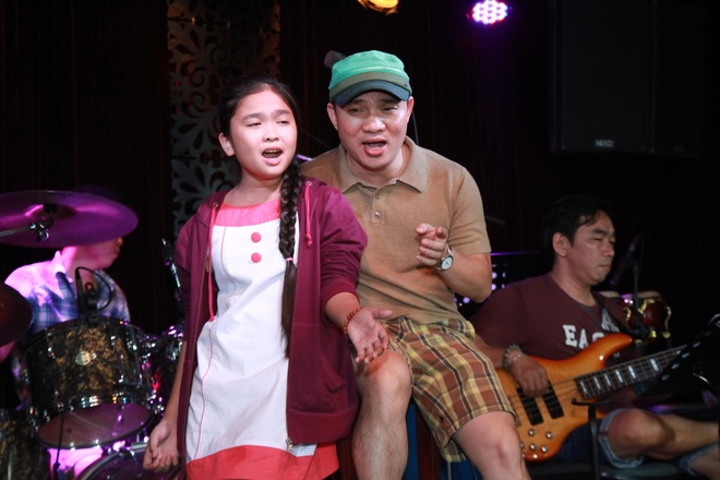 Tiet lo khach moi song ca cung top 3 The Voice Kids hinh anh