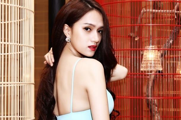 Huong Giang Idol doi dau Chi Pu hinh anh