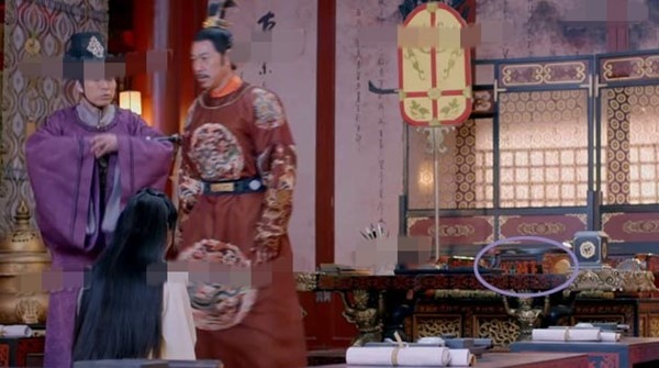 Nhat san phim ve Vo Tac Thien cua Pham Bang Bang hinh anh 14 ...không cánh mà bay.