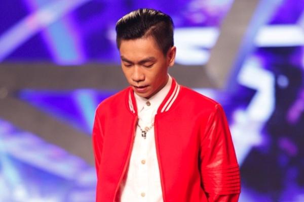 Thi sinh uong axit bi loai khoi Vietnam's Got Talent hinh anh