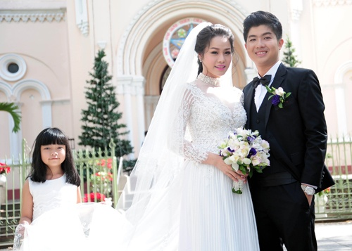 Nhat Kim Anh: 'Chung toi muon co con ngay bay gio' hinh anh