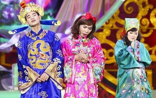 Xuan Bac: 'Lam luc thay oai vi vai Nam Tao' hinh anh