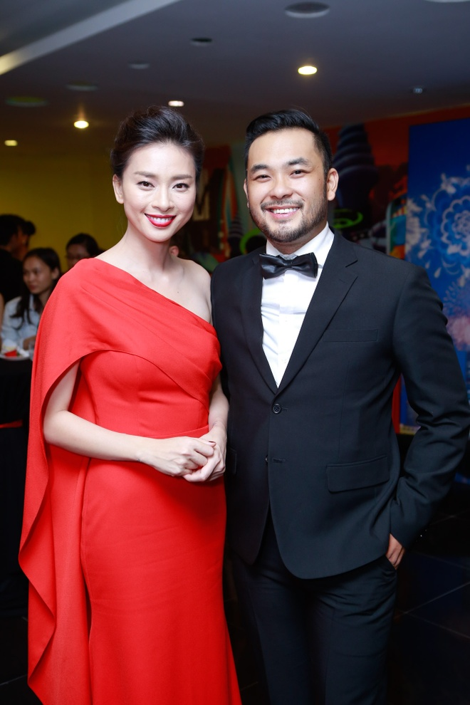 Dan sao Viet di xem phim moi cua Ngo Thanh Van hinh anh 2 h